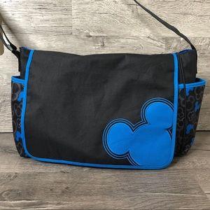 Disney Diaper Bag w/Matching Pad Lots of Pockets